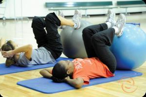 Rééduquer avec la méthode Pilates