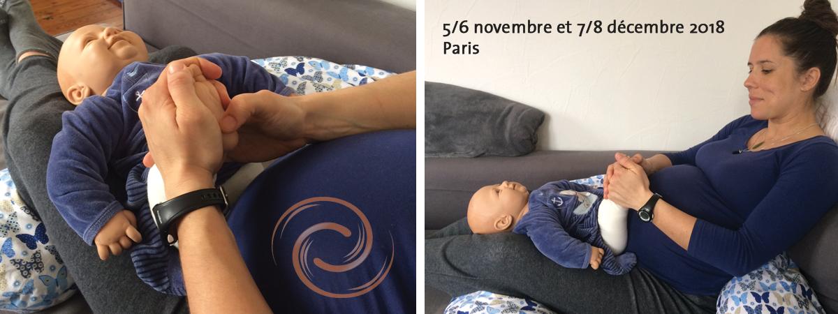 Permalien vers:Réflexologie maman-bébé