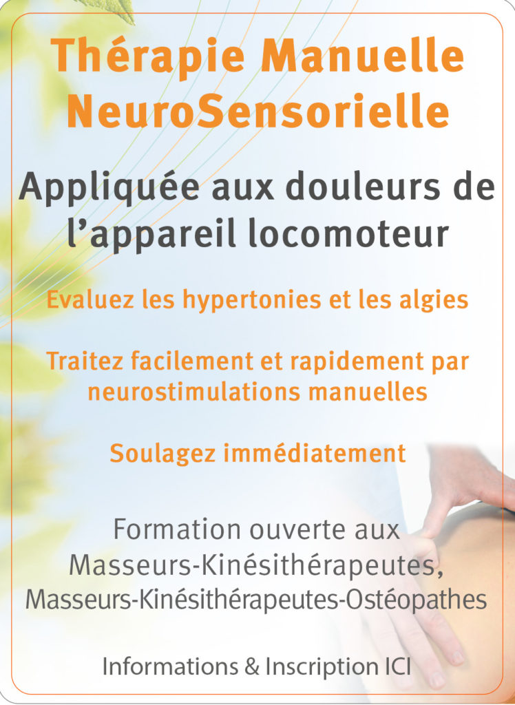 Thérapie Manuelle NeuroSensorielle