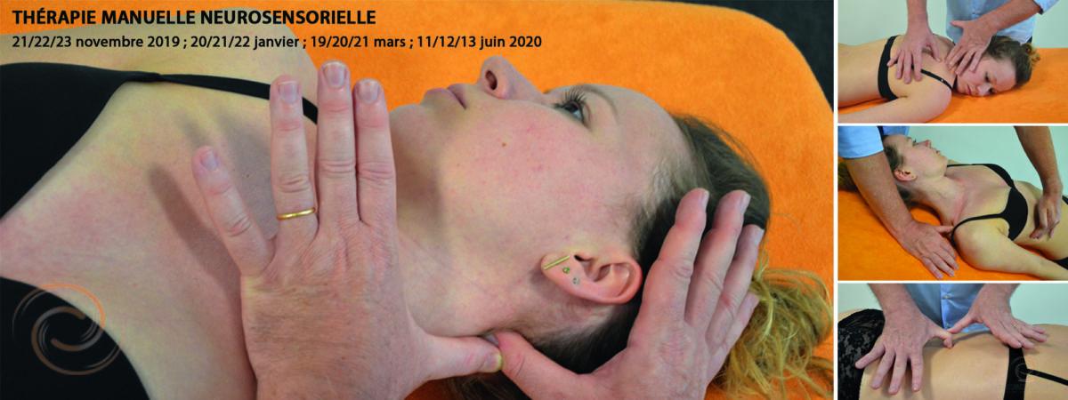 Permalien vers:Thérapie Manuelle NeuroSensorielle appliquée aux douleurs de l'appareil locomoteur