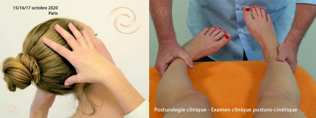 Permalien vers:Posturologie clinique-Examen clinique posturo-cinétique
